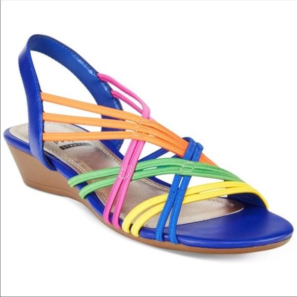 dd85615a16811 New Impo Multicolor Sandals Boutique